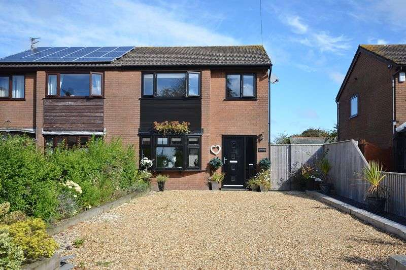 """3 Bedrooms Semi Detached House for sale in """"Lynd End"""" Smallwood Hey, Pilling Lancs PR3 6HJ"""