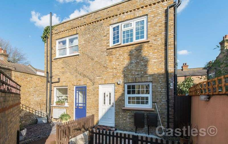 3 Bedrooms Terraced House for sale in Southey Road N15
