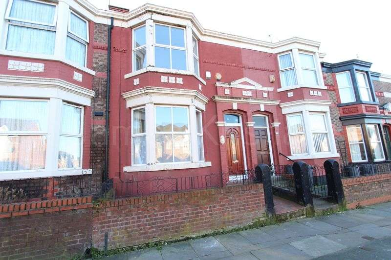 3 Bedrooms Terraced House for sale in Keble Road, Bootle