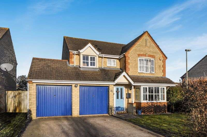 4 Bedrooms Detached House for sale in Lucerne Avenue, Bicester