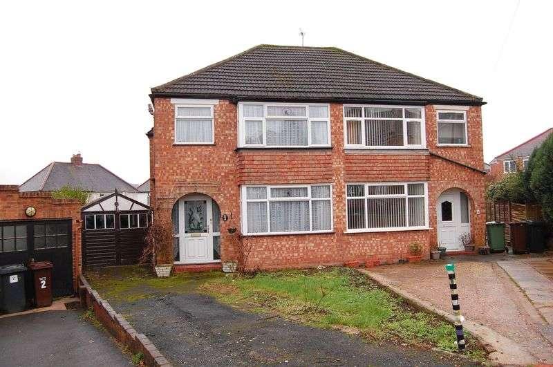 3 Bedrooms Semi Detached House for sale in Kendal Close, Claregate, Wolverhampton