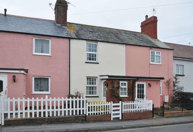 2 Bedrooms Terraced House for sale in Alphington, Exeter