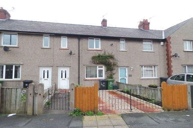2 Bedrooms Terraced House for sale in Bower Street, Carlisle, Cumbria CA2