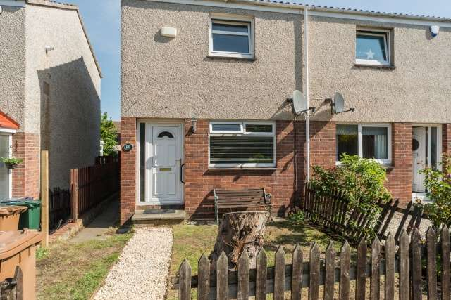 2 Bedrooms Semi Detached House for sale in Peacocktail Close, Newcraighall, Edinburgh, EH15 3QT