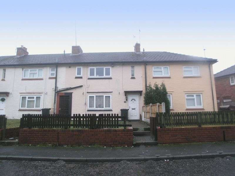 3 Bedrooms Terraced House for sale in DUDLEY, Netherton, Spring Road