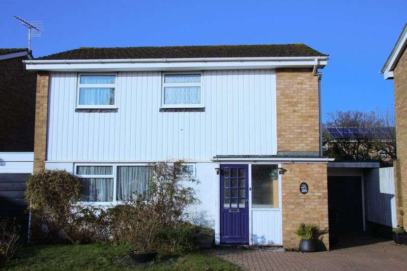 4 Bedrooms Detached House for sale in Augustus Close, St. Albans