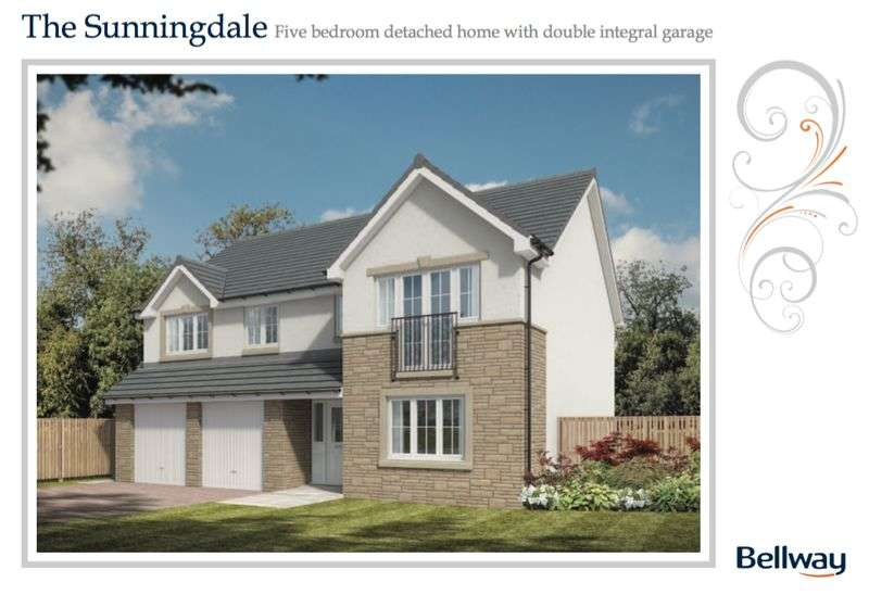 5 Bedrooms Detached House for sale in Meadow Bank, Alloa