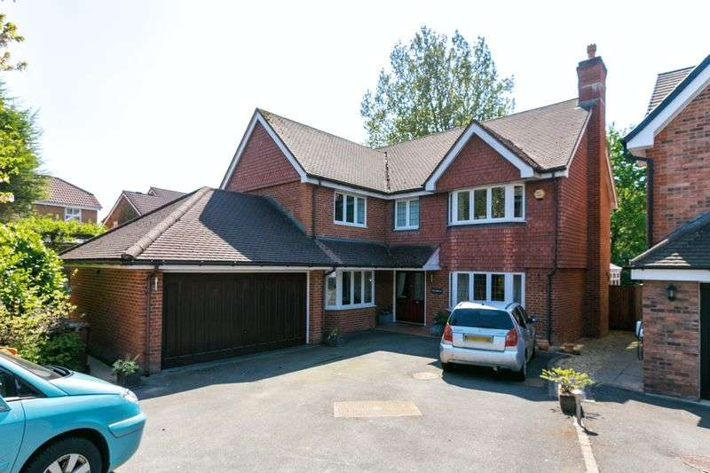 4 Bedrooms Detached House for sale in Hardacre Lane, Whittle-Le-Woods, PR6 7PQ