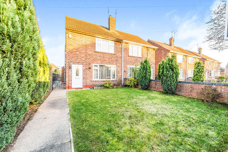 2 Bedrooms Semi Detached House for sale in Palington Grove, Doncaster, DN4