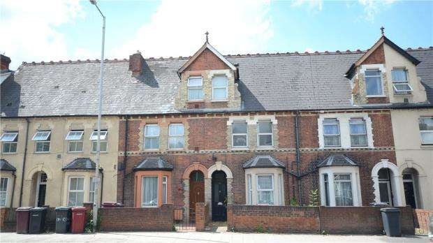 4 Bedrooms Terraced House for sale in Caversham Road, Reading, Berkshire