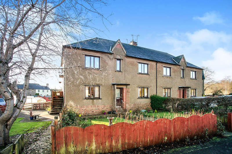 2 Bedrooms Flat for sale in Park Circle, Moffat, DG10