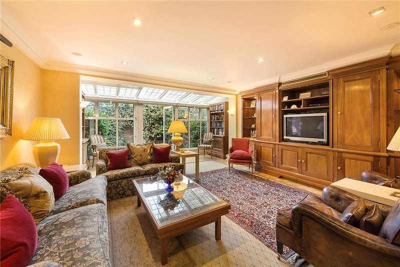 5 Bedrooms Terraced House for sale in St Mary Abbots Terrace, Holland Park, London, W14