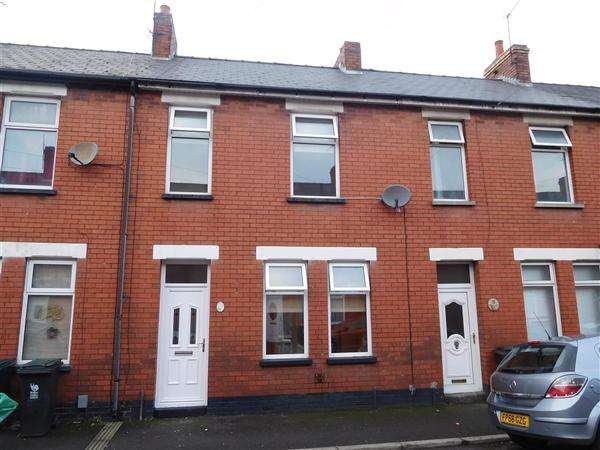 3 Bedrooms Terraced House for sale in Collier Street, Newport
