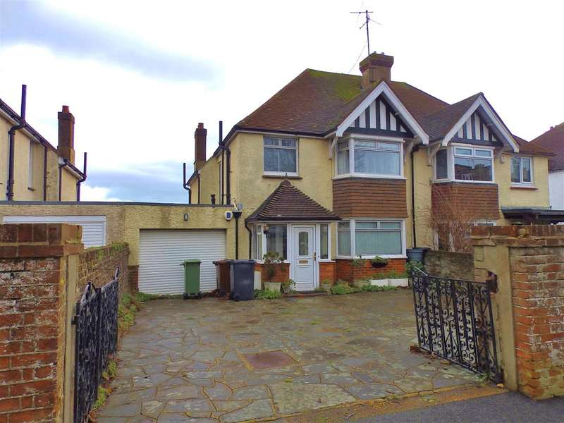 3 Bedrooms Semi Detached House for sale in Victoria Drive, Eastbourne