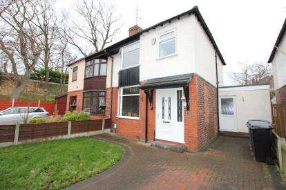 3 Bedrooms Semi Detached House for sale in Norbreck Avenue, Cheadle, Cheshire, Greater Manchester