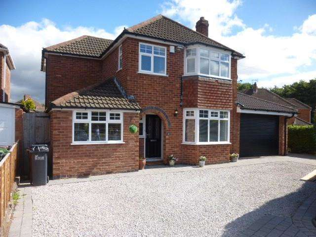 3 Bedrooms Detached House for sale in Bickenhill Road, Marston Green, Birmingham