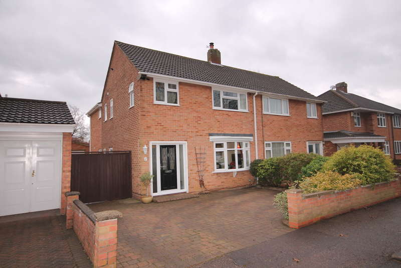 4 Bedrooms Semi Detached House for sale in Foxlease, Putnoe, Bedford, MK41