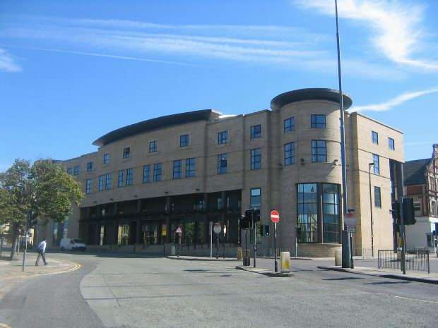 2 Bedrooms Apartment Flat for sale in Commutation Plaza, Camden Street, Liverpool
