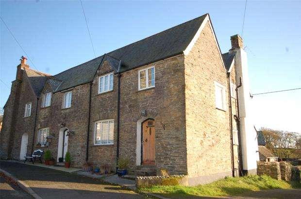 3 Bedrooms End Of Terrace House for sale in Buller Terrace, Pelynt, Looe, Cornwall