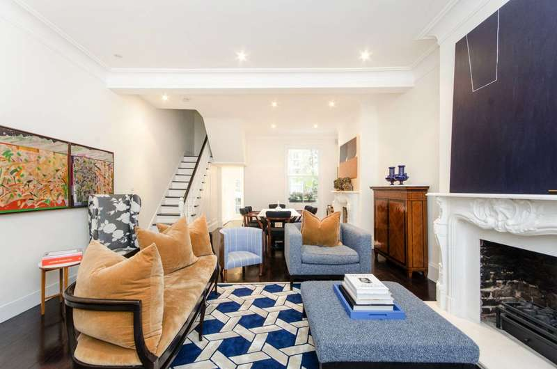 4 Bedrooms Maisonette Flat for sale in Edith Grove, Chelsea, SW10