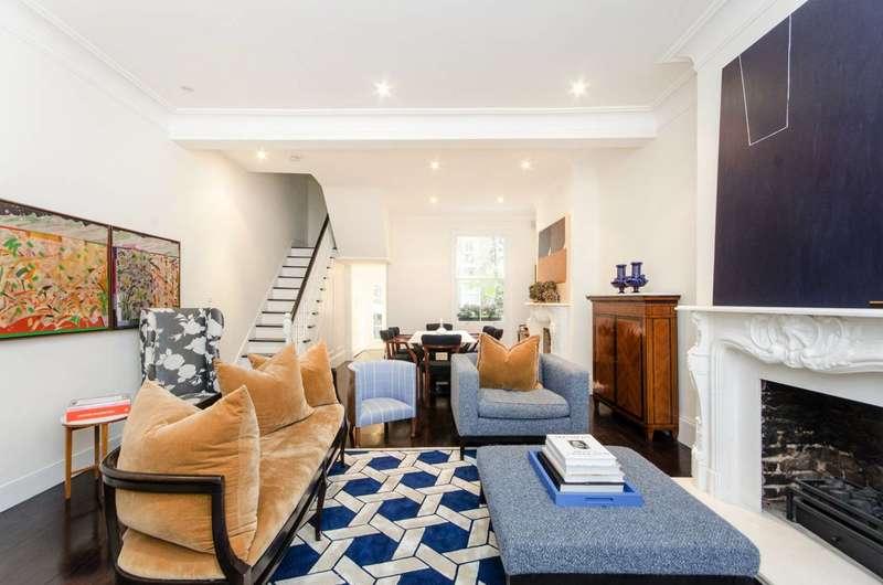 4 Bedrooms Maisonette Flat for sale in Edith Grove, Chelsea, SW10