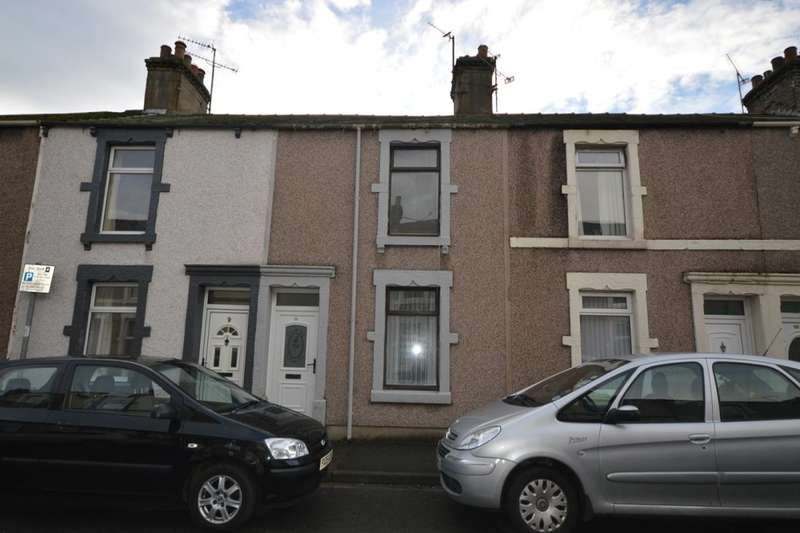 2 Bedrooms Property for sale in Victoria Road, Workington, CA14