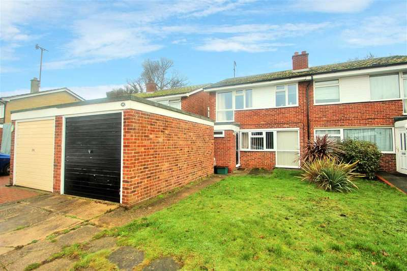 4 Bedrooms Semi Detached House for sale in Keelers Way, Great Horkesley, Colchester