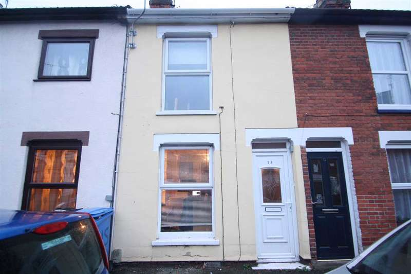 3 Bedrooms Terraced House for sale in Norfolk Road, Ipswich