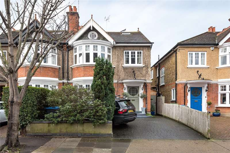 6 Bedrooms House for sale in Milner Road, Kingston upon Thames, KT1