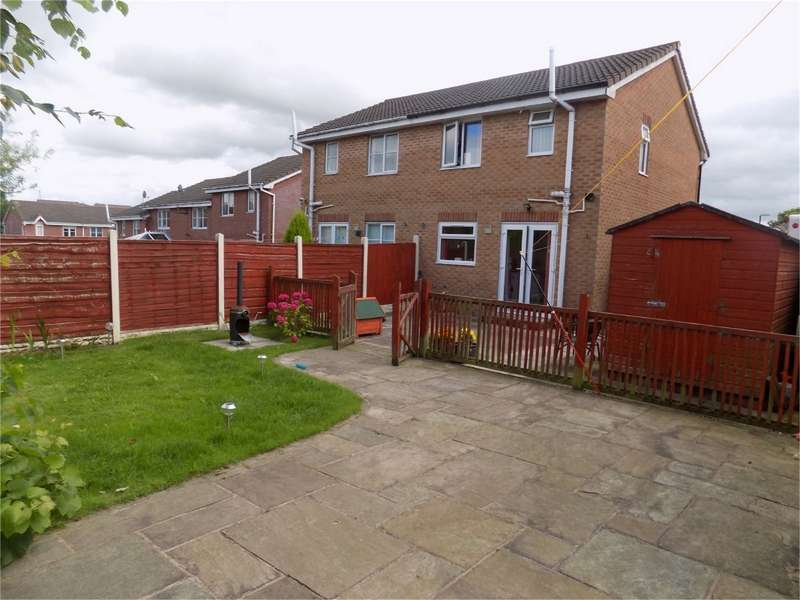 3 Bedrooms Semi Detached House for sale in Maplewood Close, Chorley, Lancashire