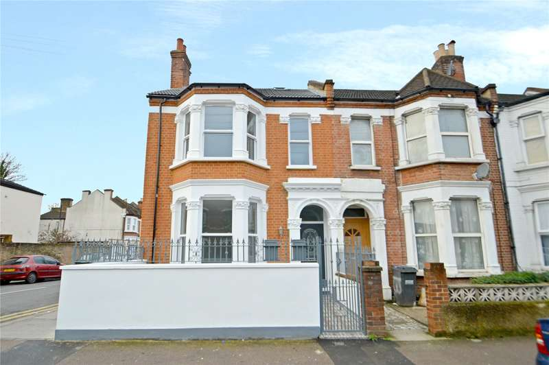 4 Bedrooms Apartment Flat for sale in St. Saviours Road, Croydon