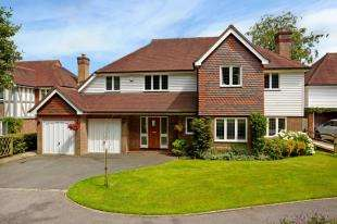 5 Bedrooms Detached House for sale in Speldhurst Road, Langton Green, Tunbridge Wells, Kent