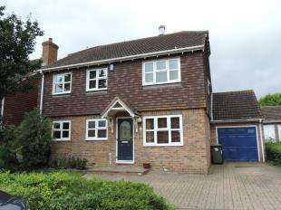 4 Bedrooms Detached House for sale in Highridge Close, Weavering, Maidstone, Kent