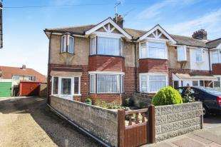 3 Bedrooms End Of Terrace House for sale in Normandy Road, Worthing, West Sussex