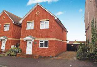 3 Bedrooms Detached House for sale in Albion Terrace, Brewery Road, Sittingbourne