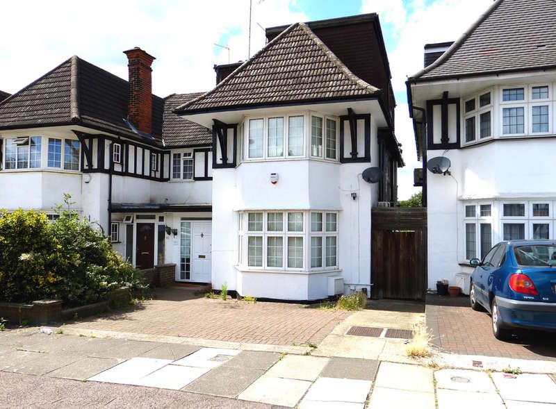 8 Bedrooms Semi Detached House for sale in SINCLAIR GROVE, GOLDERS GREEN, LONDON, NW11