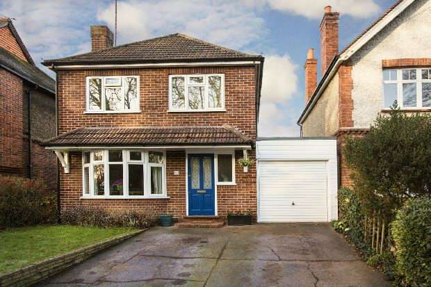 3 Bedrooms Detached House for sale in Tilehurst Road, West Reading,