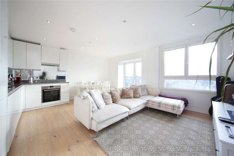 2 Bedrooms Flat for sale in The Library Building, St Luke's Avenue, Clapham Common, London, SW4