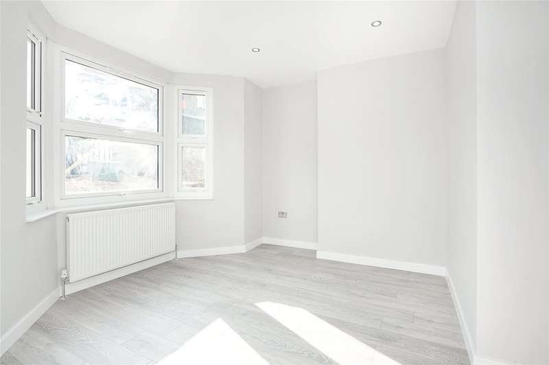 2 Bedrooms Flat for sale in Lowfield Road, West Hampstead, London, NW6