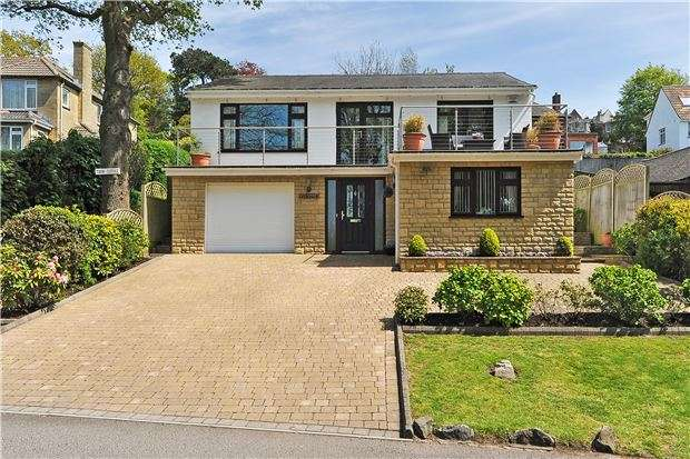 4 Bedrooms Detached House for sale in Lake Road, Portishead, BRISTOL, BS20 7JA