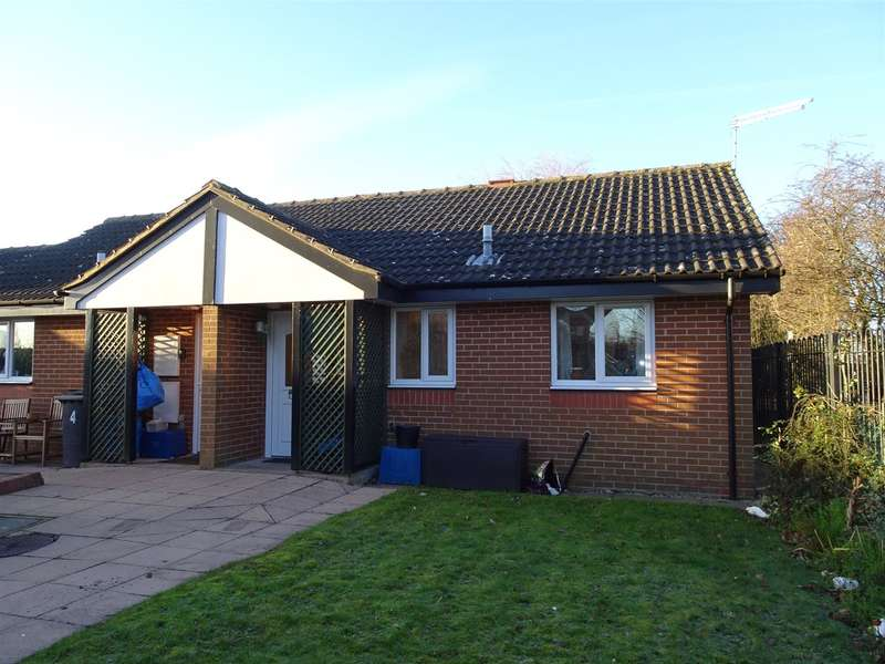 1 Bedroom Bungalow for sale in 5 St. Albans Court, Wickersley, Rotherham, S66 1FG