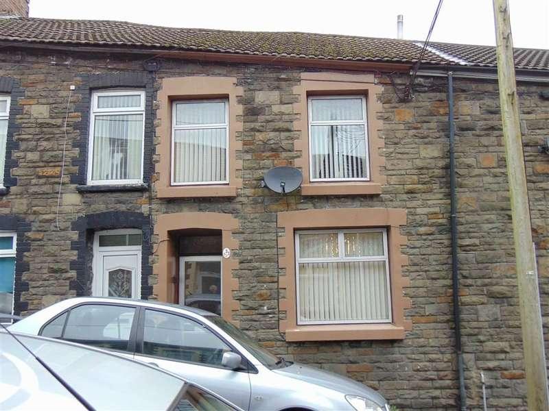 3 Bedrooms Property for sale in Webster Street, Treharris
