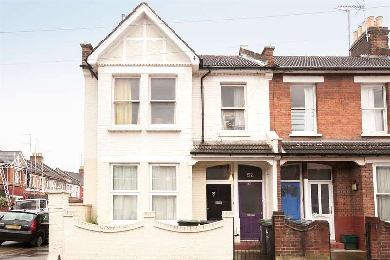 2 Bedrooms Flat for sale in 52a St Johns Road