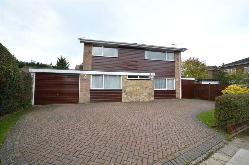 4 Bedrooms Detached House for sale in Huntercombe Close, Taplow, Berkshire, SL6