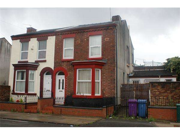 2 Bedrooms Semi Detached House for sale in Vandyke Street, Toxteth, L8