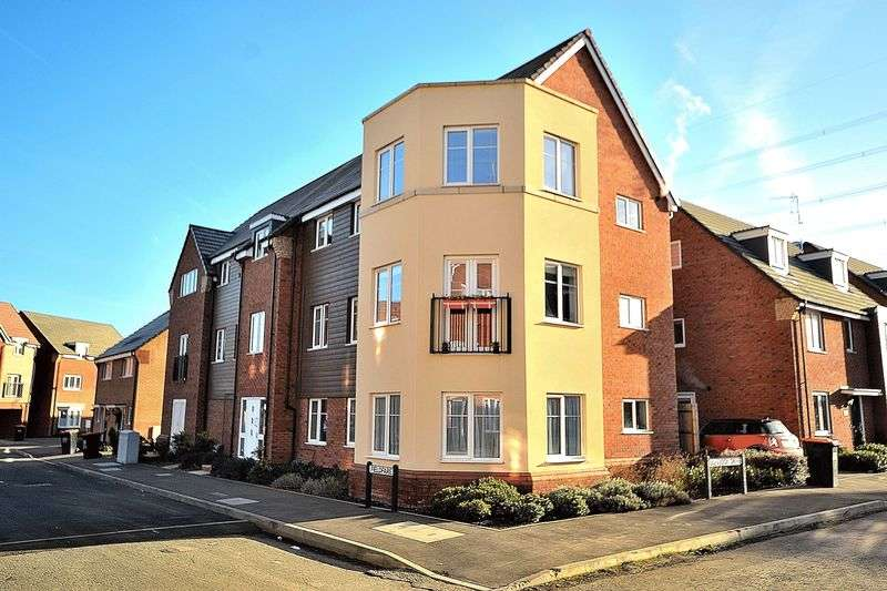 2 Bedrooms Flat for sale in Fieldfare, Leighton Buzzard