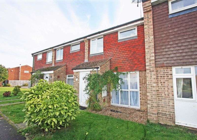 3 Bedrooms Terraced House for sale in Burrell Close, Partridge Green
