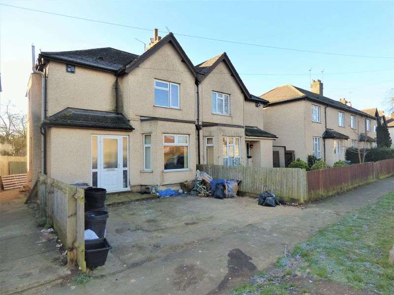 3 Bedrooms Semi Detached House for sale in Norman Road, Northampton