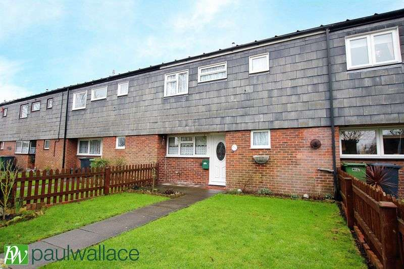 3 Bedrooms Terraced House for sale in Harkness, West Cheshunt