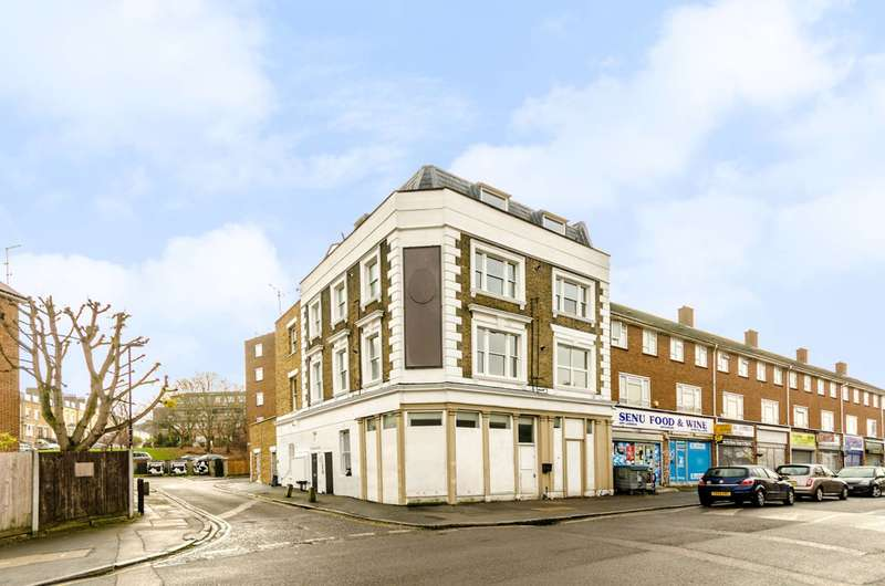 1 Bedroom Flat for sale in Campshill Road, Hither Green, SE13
